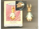 1996 HALLMARK PETER RABBIT - BEATRIX POTTER - EASTER Spring Ornament #1
