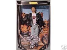 Harley Davidson ( Barbie ) KEN Doll #1