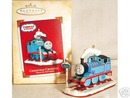 2004 Hallmark~THOMAS TANK ENGINE~TRAIN ~Christmas Crossing Ornament