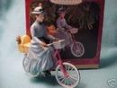 MISS GULCH & Toto Wizard of Oz Ornament Hallmark 1997