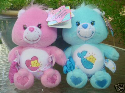 BABY HUGS & BABY TUGS Care Bears 7
