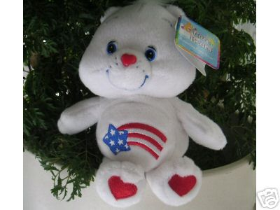 AMERICA CARES BEAR! 20th Ann. Care Bears! 8