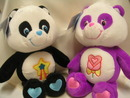 PERFECT Panda & POLITE Panda~ 2 CARE BEARS 10
