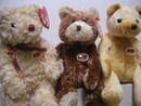 Ty Cracker Barrel Exclusives Herschel, Oldtimer & Cornbread Beanie Babies- NEW!