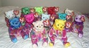 Ty BIRTHDAY Beanie Babies Set of All 12