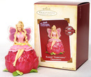 BARBIE FAIRYTOPIA Hallmark MAGIC Ornament 2005