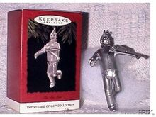 TIN MAN- Wizard of Oz ornament-Rare Original 1994 Hallmark