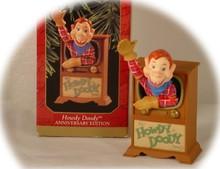 HOWDY DOODY Hallmark 1997 Ornament Anniversary