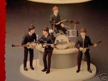BEATLES Gift Set Hallmark 1994 Ornaments
