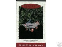 Murray Die-Cast Airplane 1996 3rd in Series Hallmark Ornament