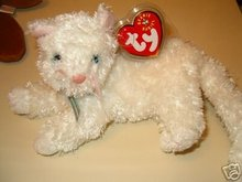 Ty Starlett Beanie Baby Cat Kitten
