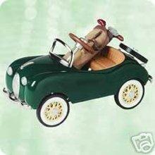 1949 Gillham Sport Kiddie Car Classic hallmark Ornament 2003