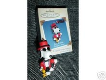 JOE COOL Spotlight on Snoopy #6 Hallmark Ornament 2003