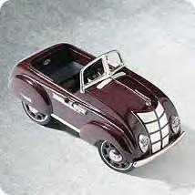 1937 Steelcraft Murray Airflow Hallmark Kiddie Car Classics~Pedal Cars