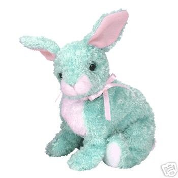 SPRING Ty Beanie Baby Bunny Rabbit Easter- New