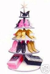 Barbie Shoe Tree Ornament 45th Anniversary Hallmark 2004
