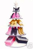 Barbie Shoe Tree Ornament 45th Anniversary Hallmark 2004