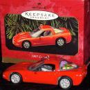 Hallmark 1997 CORVETTE ornament