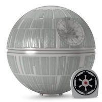 NEW! 2016 Hallmark StTAR WARS Death Star Tree Topper Remote Lights Music