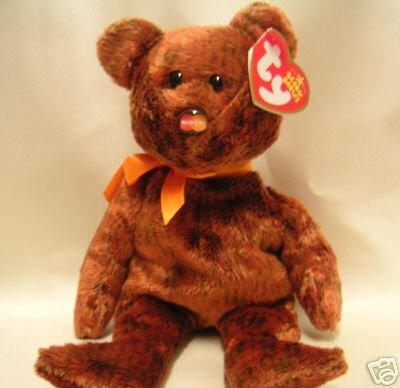 IN HAND!! Ty MASTERCARD M.C. VI Beanie Baby Bear #6 MC