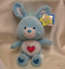 New EASTER Care Bears SWIFT HEART RABBIT 8