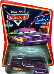 PURPLE Ramone~Disney-Pixar