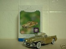 BUICK WILDCAT II VINTAGE ROADSTER SERIES 2002 Hallmark Ornament