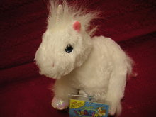 WEBKINZ UNICORN~LIL' KINZ~Retired~Sealed Tags~Secret Code~New!