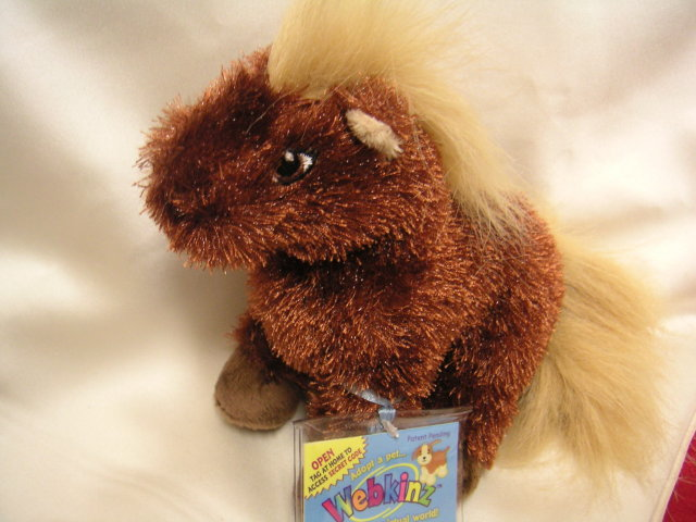 WEBKINZ HORSE~LIL' KINZ PONY~Interactive Pet~Sealed Tags~Secret Code~New!