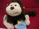 WEBKINZ CHEEKY MONKEY~Interactive Pet~Sealed Tags~Secret Code~New