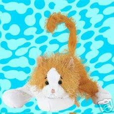 WEBKINZ Gold/Orange & White CAT~1st Edition:No W~Interactive Kitten~Sealed Tags~RETIRED