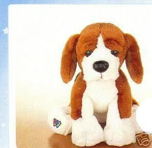 Webkinz BEAGLE~New Puppy DOG! Unused Sealed Secret Code