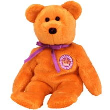 Ty CELEBRATIONS Golden Jubilee Beanie Baby-Retired