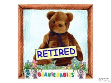 Ty TED-e Beanie Baby Retired Internet Exclusive