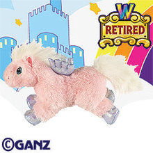 Webkinz Pink PEGASUS~ RETIRED ~Sealed Tag