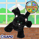 Webkinz BLACK CAT for HALLOWEEN~Sealed UnusedTag~Soft Plush