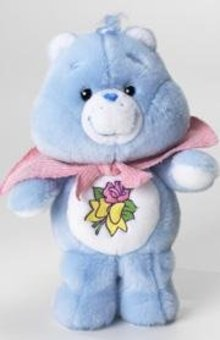 Grandma GRAMS Care Bear 20th Anniversary Bear 13