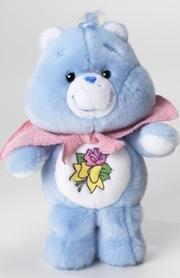 Grandma GRAMS Care Bear 20th Anniversary Bear 13