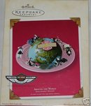 Harley Davidson 100th Anniversary AROUND The WORLD Hallmark 2003 Ornament Set