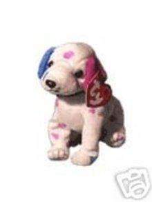 Ty DIZZY Beanie Baby Dalmatian Dog Puppy