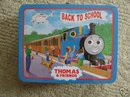Thomas the Tank Engine Metal Lunchbox w/ Puzzle Lunch Box
