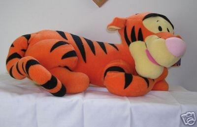 Jumbo TIGGER Fisher Price Plush Disney Pooh - NEW