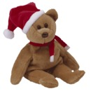 1997 Ty Holiday Teddy Beanie Baby