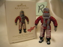 CHRISTMAS STORY~I Can't Put My Arms Down! Hallmark 2007 Ornament