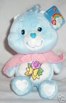 Grandma GRAMS Care Bear 20th Anniversary Bear 8