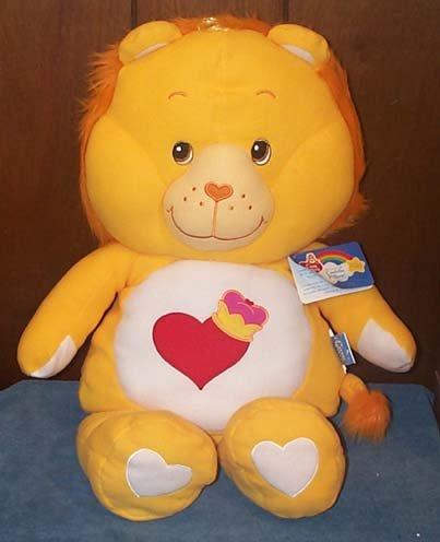 Jumbo Care Bears~BRAVE HEART LION Cousin 30
