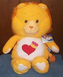 Jumbo Care Bears~BRAVE HEART LION Cousin 30