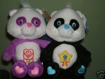 POLITE Panda & PERFECT Panda~2 Care Bears~8