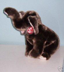 Mint! Ty TRUMPET Beanie BUDDY~Elephant Plush~New!