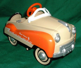 1955 Hallmark MURRAY ROYAL DELUXE~Kiddie Car/Pedal Car/Die-Cast